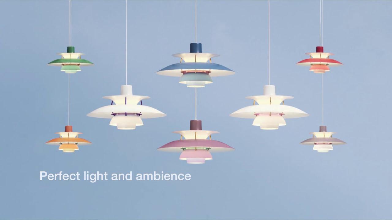 Flott PH 5 - 60th anniversary - New colours - YouTube SD-16