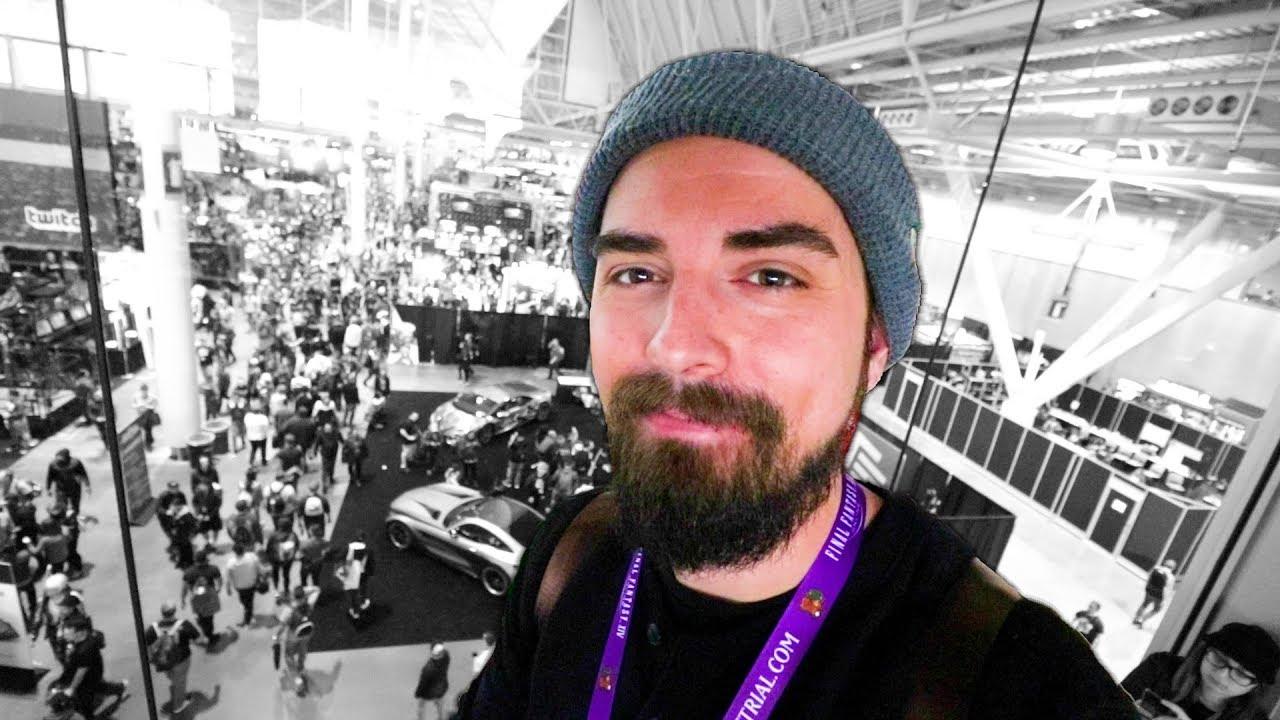 Cómo se siente ir a convenciones de juegos con ansiedad social + vídeo