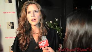 Brittany Underwood at the #YouthfulDaze Season 3 Launch Party @britt_underwood