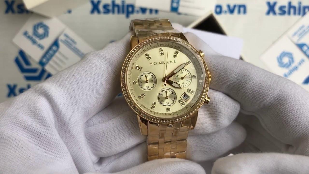 Xship.vn: Michael Kors Glitz MK5698 Wrist Watch for Women