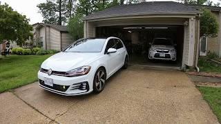homepage tile video photo for 2018 VW GTI SE Ep.211: Drive, GTI vs WRX Chat, 0-??? mph