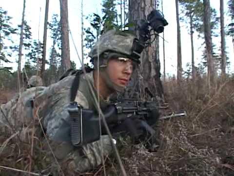 U S Army Ranger School Benning Phase Youtube