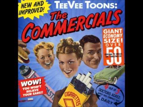 TeVee Toons The Commercials - Choo Choo Charlie