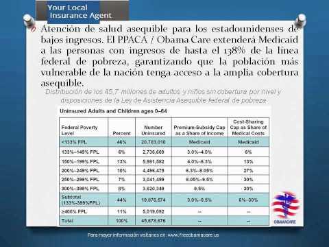 ObamaCare Aplicación en Español 2017 (844-622-6201) FL, TX, GA, ILL