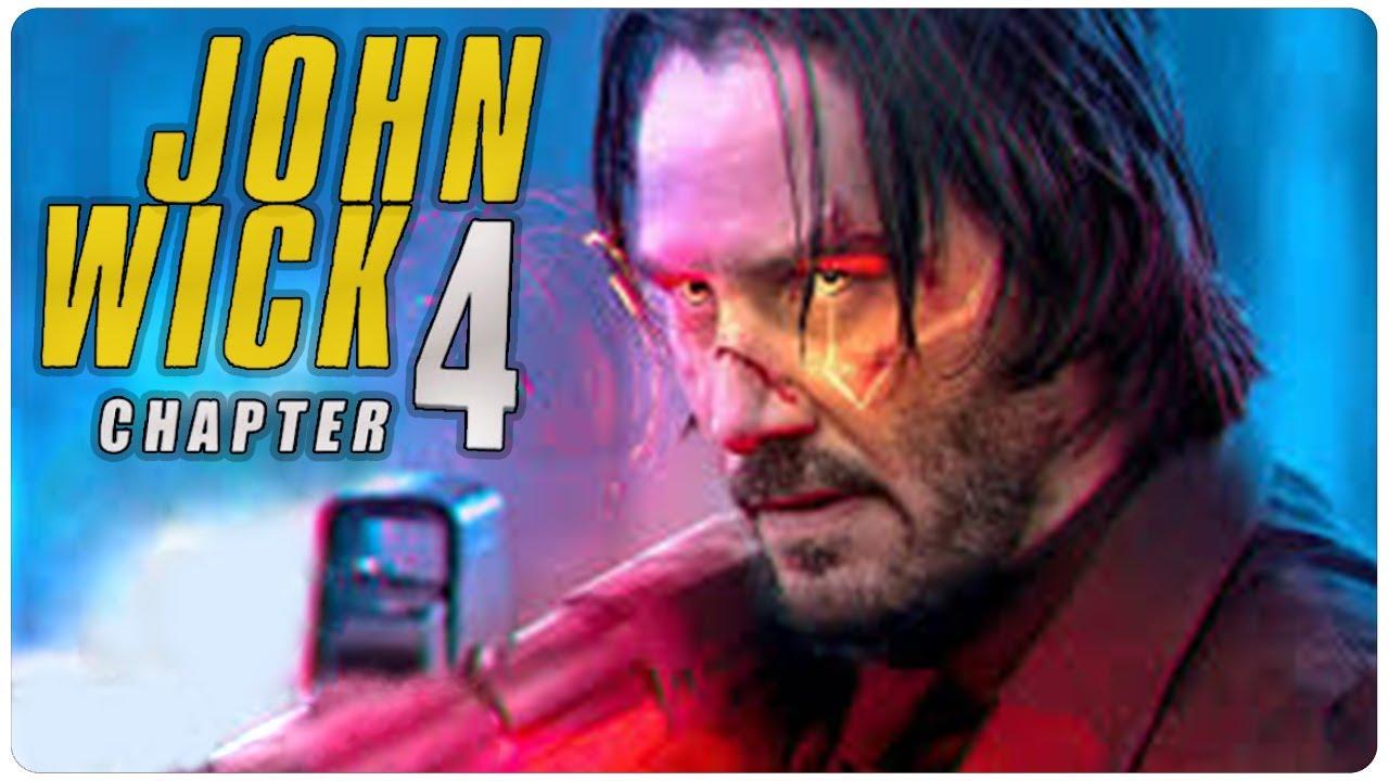 Download JOHN WICK Chapter 4 Teaser (2022) With Keanu Reeves & Bridget Regan