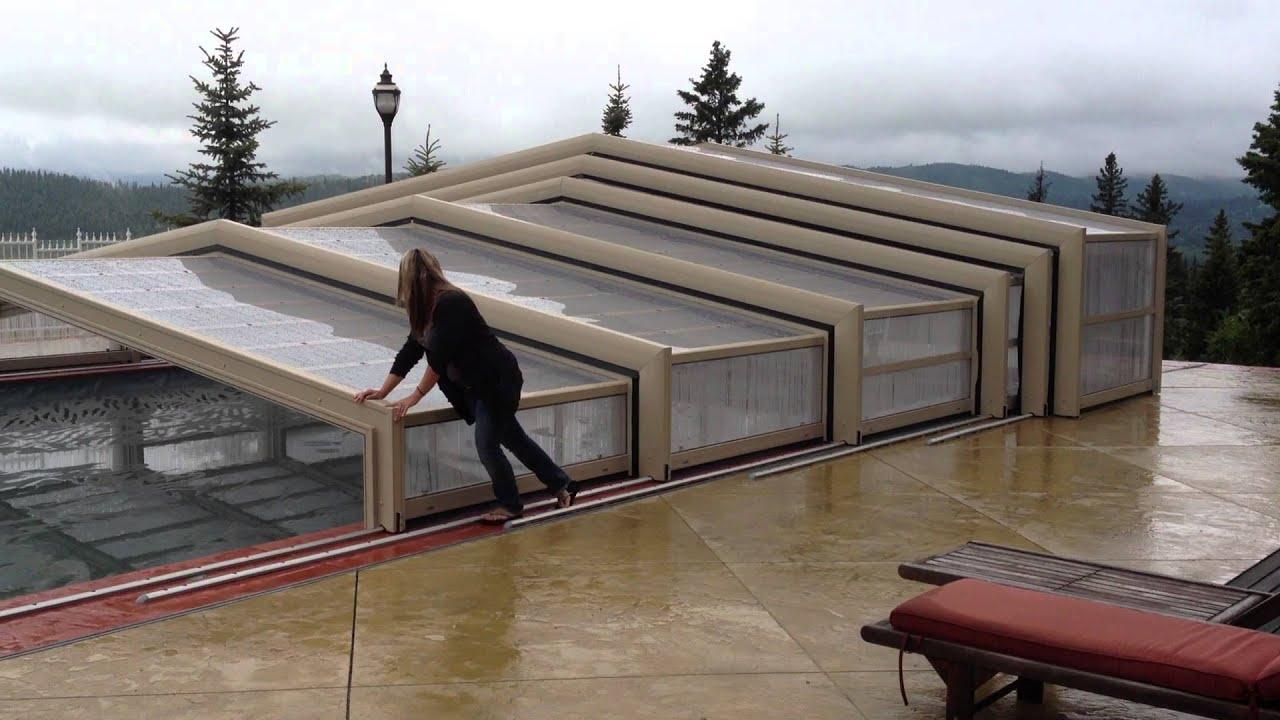 Libart Retractable Pool Cover