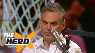 LeBron's return to Cleveland detailed by Lee Jenkins | THE HERD (FULL INTERVIEW)