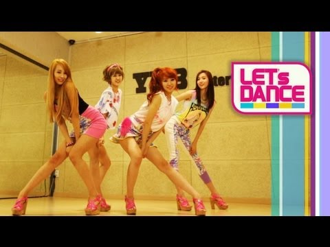 Let's Dance : BESTie(베스티)_Pitapat(두근두근) [ENG/JPN SUB]