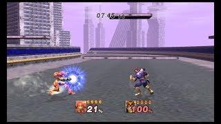 Super Smash Bros Melee: Mute City