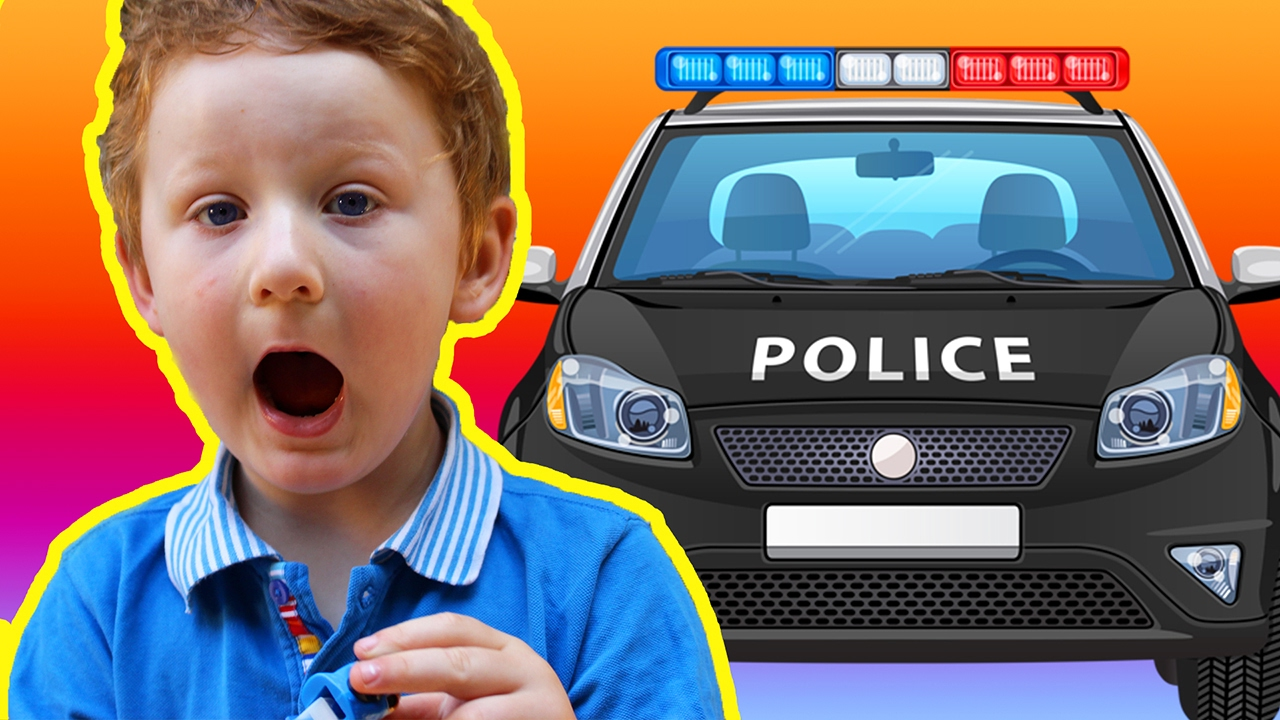 Toy Police Cars - Kids Toys - Kids Hobby - New Kids TV