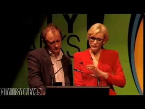 Cate Blanchette and Andrew Upton