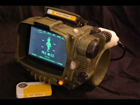 How To Make Your Own 'Fallout 4' Pip-Boy