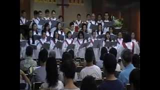 上水宣道會57周年堂慶(蒙呼召)