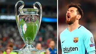 Лига чемпионов будет доиграна ТАК Такого формата не ожидал никто Лучшие моменты недели