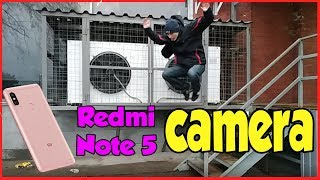 ТЕСТ ВИДЕОКАМЕРЫ Xiaomi Redmi Note 5 (camera test)