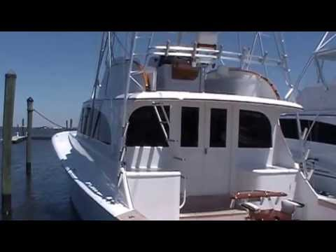 Garlington Yacht 58'