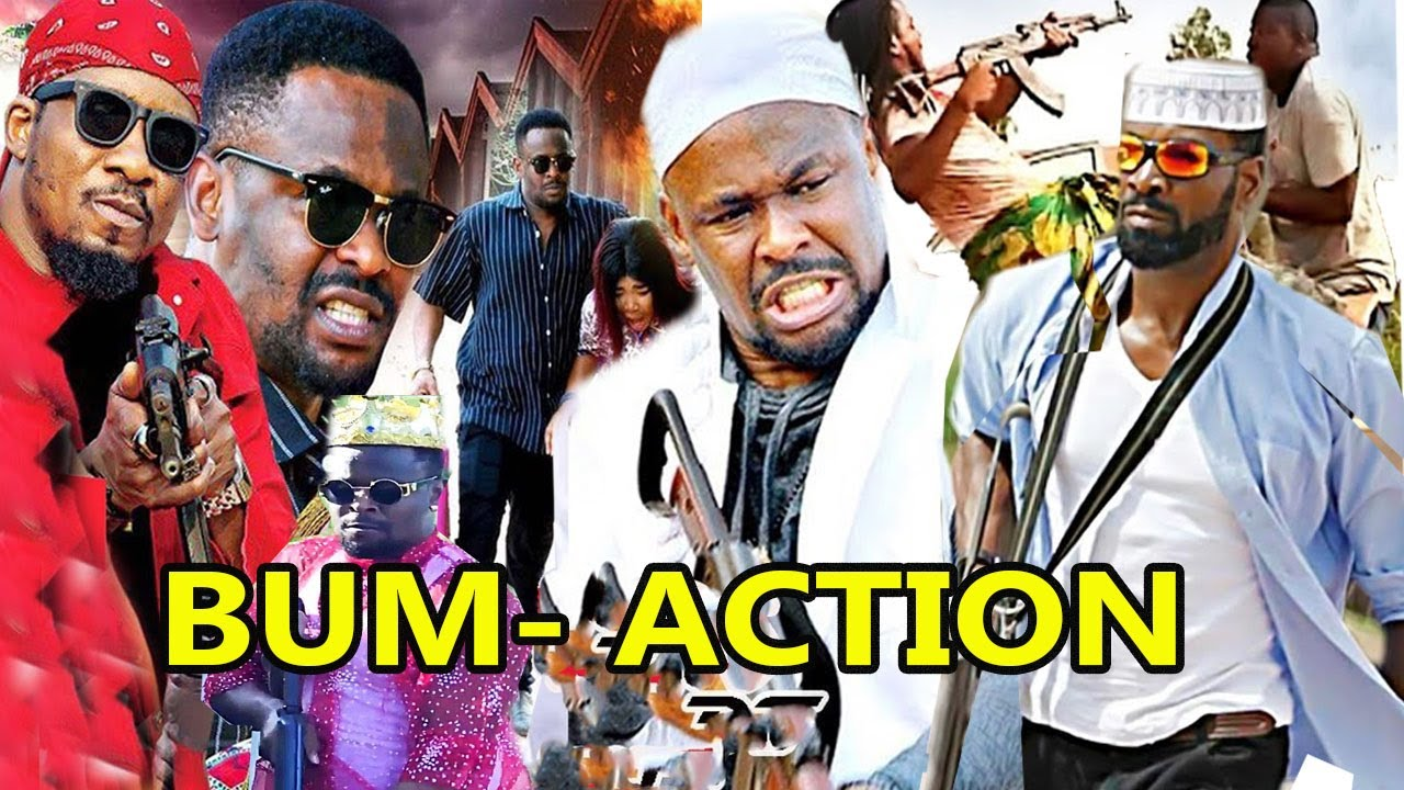 Download BUM-ACTION complete full movie {New MOVIE} ZUBBY MICHAEL 2021 LATEST NIGERIAN NOLLYWOOD NOLLYMAXTV