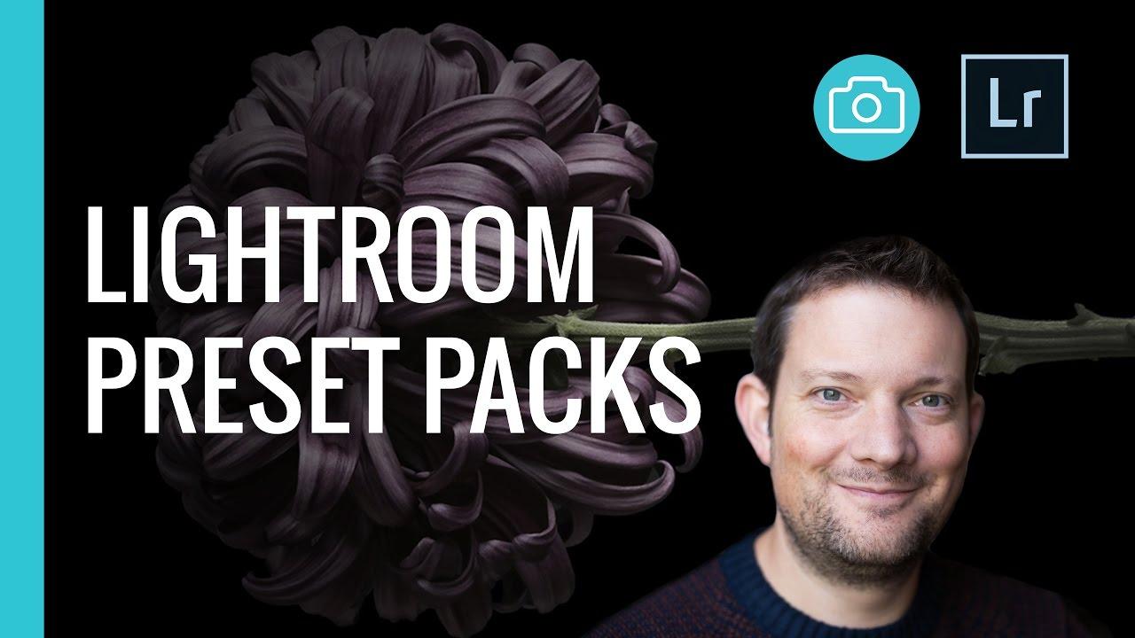 Free Lightroom Preset Packs - Installation Instructions