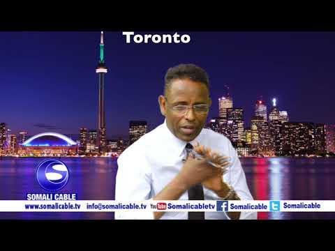 Todobaadka iyo Toronto Waraysi Af hayeenka ururka Talo wadaag Talo Same