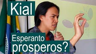 Kial Esperanto prosperos? | TEK – Taguatinga Esperanto-Klubo