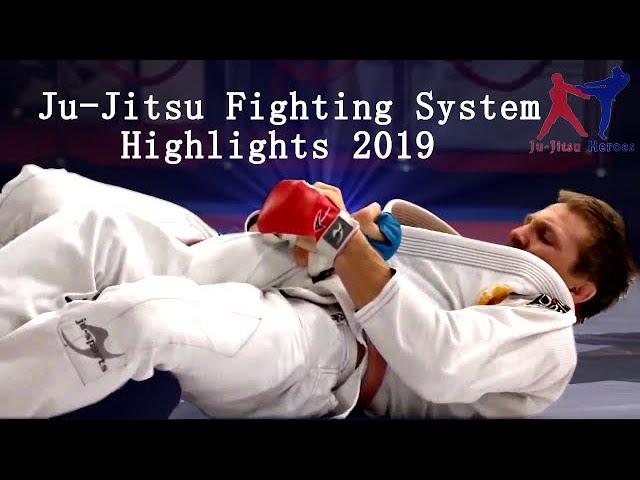 Ju-Jitsu Fighting System Highlights 2019 | джиу-джитсу| Jiu Jitsu | Jujutsu | Jujitsu |