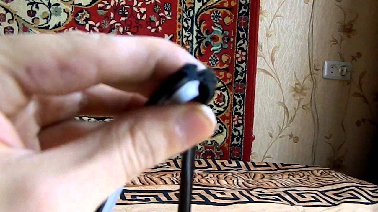 Замена резинки на бескаркасных дворниках Bosch