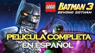 Pelicula Lego Batman 3 Beyond Gotham 720p HD PS3 Xbox 360 | Lego Batman 3 en español
