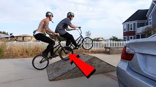 Gambar cover RIDING THE IMPOSSIBLE BMX BIKE! **CHALLENGE**