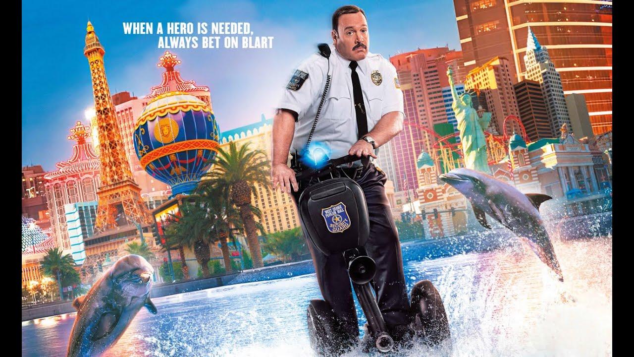 Шопо-коп у Веґасі (Paul Blart: Mall Cop 2) 2015. Український трейлер [HD]