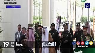 الملك إلى السعودية الثلاثاء للقاء الملك سلمان وولي عهده - (10-12-2017)