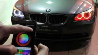 BMW color changing angel eyes, headlights(https://www.facebook.com/pages/Angel-Eyes-for-BMW/635076493259253?ref=hl BMW angel eyes for: E39 ('01-'03) E53 ('04-'06) E65 ('02-'08) E66 ('02-'08) ..., 2015-03-24T11:50:21.000Z)