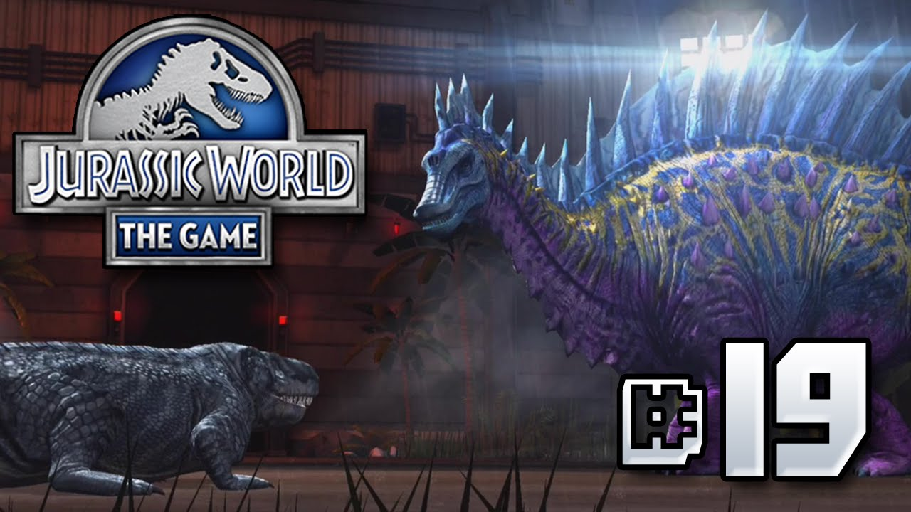 frilled killers  jurassic world  the game  ep 19 hd