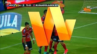 Medellín 3 - 1 Alianza Petrolera - Fecha 19 | Win Sports