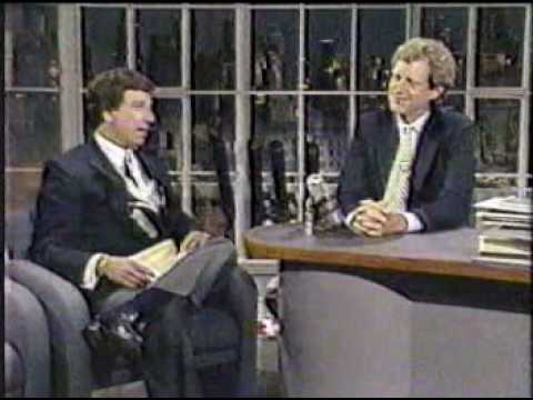 Marv Albert on David Letterman 9/1/88