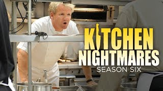Kitchen Nightmares Uncensored - Season 6 Episode 1 - Full Episode