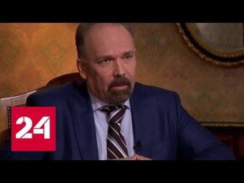 Интервью Министра строительства и ЖКХ РФ Михаила Меня телеканалу «Россия 24»