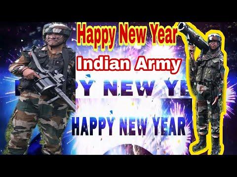 happy new year 2020 ontrendingindianarmy indian army happy new year youtube youtube