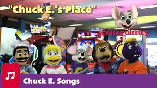 Chuck E.'s Place 2017 | Chuck E. Cheese Songs