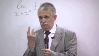 Лекция 7: Критерий Коши. Предел функции. Непрерывность функции