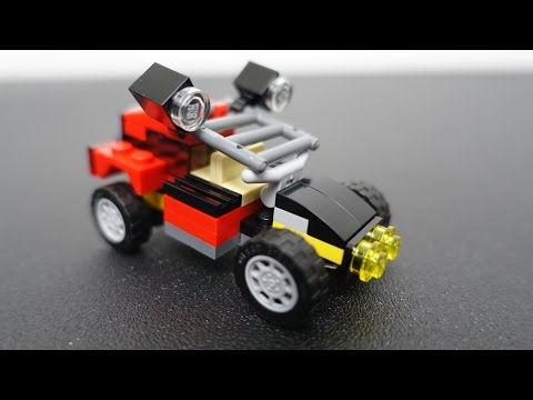 Download How To Build A Lego Mini Dune Buggy Brickitect MP3