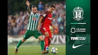 UEFA Europos lygos atranka | Žalgiris 0:5 Sevilla
