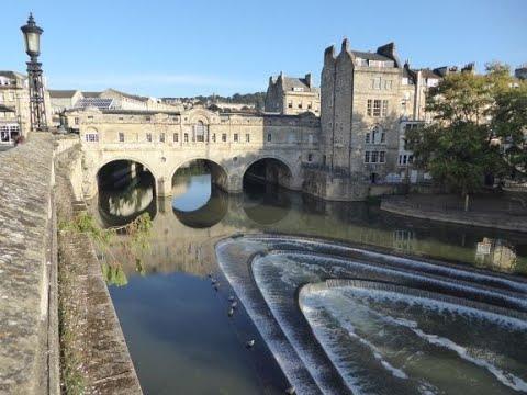 Bath Virtual Tour - Pulteney Bridge