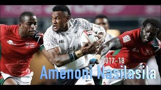 Amenoni Nasilasila (2017-18 Highlights)
