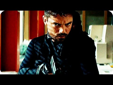 STRATTON Trailer (2016) Action Movie