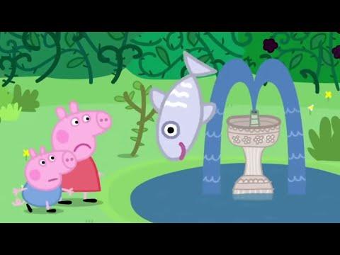 Peppa Pig en Español | EL ESTANQUE DE LOS PECES | Pepa la cerdita