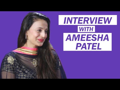 Ameesha Patel speaks about #MeToo movement at Dialogue @ Nation Next