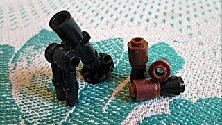 Сборка оружия Великой Отечественной войны 1941-1945 (Миномёт - БМ 37) Lego самоделка № 11