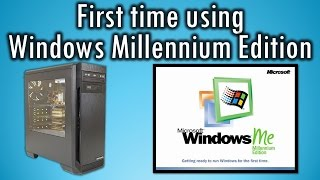 Windows Millennium Edition - First Time using it - Good or bad?