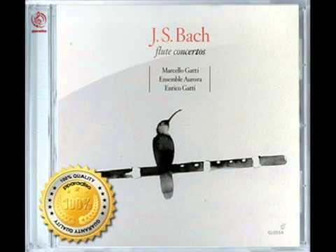 Johann Sebastian Bach - Flute Concertos (2008)