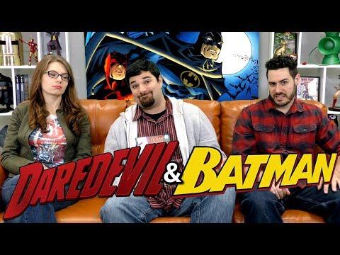 Batman vs Daredevil! - Back Issues
